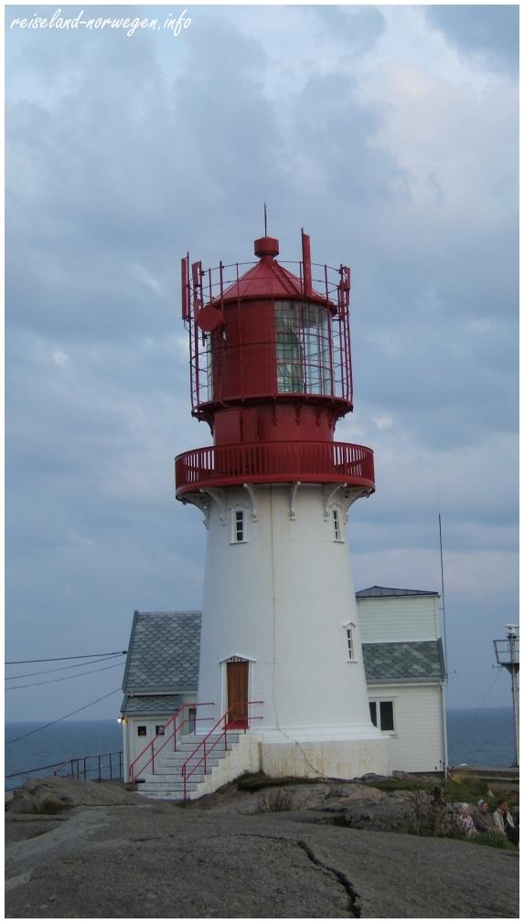 Leuchtturm Lindesnes - der südlichste Punkt Norwegens