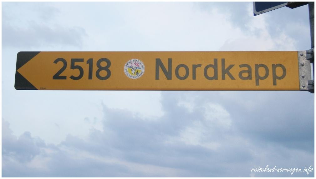 wie weit noch zum Nordkap?