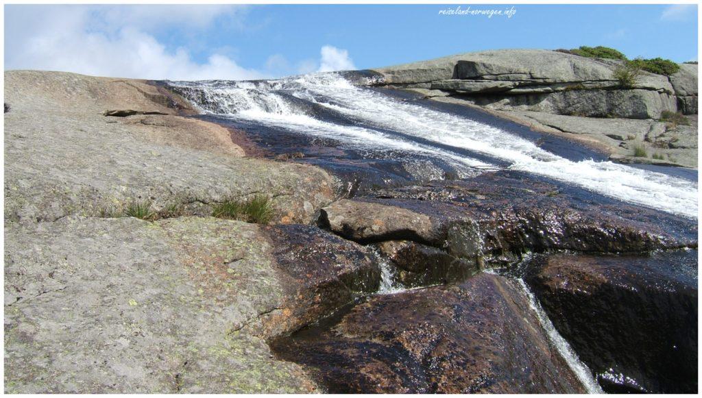 Skrelia-Wasserfall